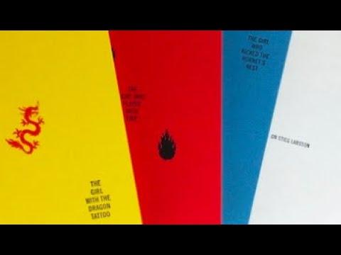 Millennium Trilogy Deluxe Box Set (Stieg Larsson; Knopf, 2010 [2001, 2008])