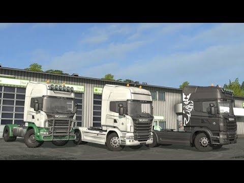 Scania R 2008 V8 v1.0
