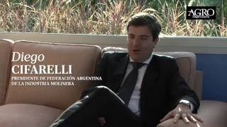 Diego Cifarelli - Presidente de FAIM