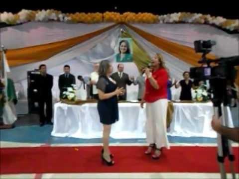 PREFEITA SUELY TEM POSSE EM JARDIM DE ANGICOS/RN COM SABOR DE MEL