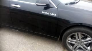 видео авто Honda Accord в кредит