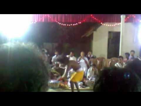 Video Oil ceremony of kula tha panjurli in shri Narayana Poojary's house, gutta bailu, karkala.mp4 download in MP3, 3GP, MP4, WEBM, AVI, FLV January 2017