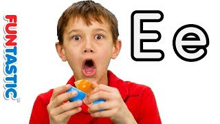 Phonics Letter E  Phonics Song  Educational  Songs for KidsMost Popular Playlist https://www.youtube.com/playlist?list=PLxe_jQ8vBY6aynVfTJychIR0cy7KCQY4rSing along while we explore the letter E and its sound. What an excellent, entertaining, educational song for your child!  On FUNTASTIC TV we feature lots of educational kids songs and nursery rhymes. Everything is age appropriate and most of our viewers are children between 2 and 8 years of age.Finger Animals Song (part 2)  Nursery Rhymes  Kids Songs  Baby Songs https://youtu.be/Q7dx3LFVk60?list=PLxe_jQ8vBY6aynVfTJychIR0cy7KCQY4rBath Time Songs  The Bath Song  Wash Your Hands Song  Nursery Rhymes https://youtu.be/cAjGqQj7UdE?list=PLxe_jQ8vBY6aynVfTJychIR0cy7KCQY4rWhat if Everybody did It?  Recycling Song  Conservation Song  Nursery Rhymes  Kids Songs https://youtu.be/BrH1qvjLTTs?list=PLxe_jQ8vBY6aynVfTJychIR0cy7KCQY4rABC Song  Lego Alphabet Song  ABCs  Nursery Rhymes  Kids Songs https://youtu.be/T-kcxFdFE-E?list=PLxe_jQ8vBY6aynVfTJychIR0cy7KCQY4rJohny Johny Yes Papa  Nursery Rhymes  Johny Johny https://youtu.be/D2CoNU_EJHw?list=PLxe_jQ8vBY6aynVfTJychIR0cy7KCQY4rIf You're Happy and You Know It  Kids Songs  Actions Song for Kids https://youtu.be/Dee-GVEBkHA?list=PLxe_jQ8vBY6aynVfTJychIR0cy7KCQY4rFace Paint Song and MORE Nursery Rhymes  90 minutes  Songs for Kids https://youtu.be/6W7UFBFP2OI?list=PLxe_jQ8vBY6aynVfTJychIR0cy7KCQY4r3 Little Kittens  Nursery Rhymes  Kids Songs https://youtu.be/QszY7sAuKoo?list=PLxe_jQ8vBY6aynVfTJychIR0cy7KCQY4rNursery Rhyme Super Compilation  3 hours  Educational https://youtu.be/INJSVU46s_0?list=PLxe_jQ8vBY6aynVfTJychIR0cy7KCQY4r10 in the Bed (Counting Song)  Ten in the Bed  Nursery Rhymes #NurseryRhymes https://youtu.be/YNuwyHgEuIg?list=PLxe_jQ8vBY6aynVfTJychIR0cy7KCQY4rMary Had a Little Lamb  Nursery Rhymes https://youtu.be/8qnwxlQ9bik?list=PLxe_jQ8vBY6aynVfTJychIR0cy7KCQY4rGoldilocks and the Three Bears  Kids Songs  Nursery Rhymes https://youtu.be/IGoPXUOlV9o?list=PLxe_jQ8vBY6aynVfTJychIR0cy7KCQY4r5 Little Ducks  Nursery Rhymes  Kids Songs https://youtu.be/JG3xtwLeqPc?list=PLxe_jQ8vBY6aynVfTJychIR0cy7KCQY4rLittle Red Riding Hood  Nursery Rhymes  Fairy Tales https://youtu.be/lbgfDbcSOyY?list=PLxe_jQ8vBY6aynVfTJychIR0cy7KCQY4rFood Songs For Kids  Songs about Food  Nursery Rhymes  Kids Songs  Educational https://youtu.be/ZglFWN4YG3Y?list=PLxe_jQ8vBY6aynVfTJychIR0cy7KCQY4rNumbers & Letters Songs For Kids  Over 1.5 Hours  Nursery Rhymes  Kids Songs  Educational https://youtu.be/9yXQ-lBWO7g?list=PLxe_jQ8vBY6aynVfTJychIR0cy7KCQY4rWheels on the Bus Farm Animals  Animal Songs Nursery Rhymes https://youtu.be/S3MTv4dfh10?list=PLxe_jQ8vBY6aynVfTJychIR0cy7KCQY4rBaby Family Song  Finger Family Song  Nursery Rhymes  Adorable Babies https://youtu.be/grCW_n3zrJY?list=PLxe_jQ8vBY6aynVfTJychIR0cy7KCQY4rLondon Bridge is Falling Down  FUNTASTIC TV https://youtu.be/-i6kmqqCoa4?list=PLxe_jQ8vBY6aynVfTJychIR0cy7KCQY4rCounting and Number Songs  Nursery Rhymes  Kids Songs  Educational https://youtu.be/0C3IJM4AnMI?list=PLxe_jQ8vBY6aynVfTJychIR0cy7KCQY4rPhonics Letter A  Phonics Song  Songs for Kids https://youtu.be/CqdGrdxs1KI?list=PLxe_jQ8vBY6aynVfTJychIR0cy7KCQY4rBingo  Nursery Rhymes B-I-N-G-O https://youtu.be/14YSavLqTgg?list=PLxe_jQ8vBY6aynVfTJychIR0cy7KCQY4rBear Hunt  Nursery Rhymes  90 MIN  Action Songs https://youtu.be/g74_PMwD6N0?list=PLxe_jQ8vBY6aynVfTJychIR0cy7KCQY4rLyrics:Letter E eee is its soundLetter E  is where eee can be foundE e emerald, ee egg, and aE e elephant tooAnd e e exercise for me and you When you know sounds you can start to make wordsLike C-A-T makes a cat that purrsLearn the sounds that go with each letterCause sounds make a word when they work together. Letter E eee is its soundLetter E  is where eee can be foundE e emerald, ee egg, and aE e elephant tooAnd e e exercise for me and you Please SUBSCRIBE here: http://bit.ly/subscribe2funtastic