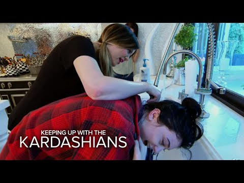 KUWTK | Kylie Jenner Is a Smurf | E!