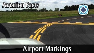 Video Airport Markings And Signs - Aviation Facts MP3, 3GP, MP4, WEBM, AVI, FLV Juli 2019