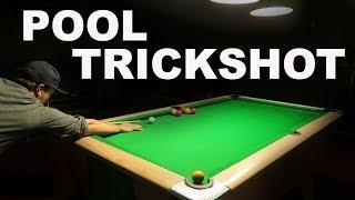 Video Learn to Pool Trickshot in 3hours 50mins MP3, 3GP, MP4, WEBM, AVI, FLV Mei 2019