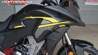 10. 2015 Honda CB500X SALE - Chattanooga TN / GA / AL Motorcycle Dealer : Honda of Chattanooga