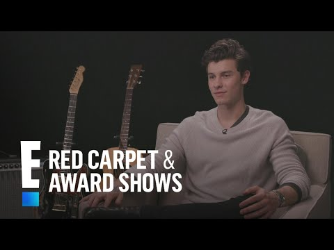 Shawn Mendes Reacts to John Mayer's Kind Comments | E! Red Carpet & Award Shows