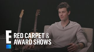 Video Shawn Mendes Reacts to John Mayer's Kind Comments | E! Live from the Red Carpet MP3, 3GP, MP4, WEBM, AVI, FLV Agustus 2018