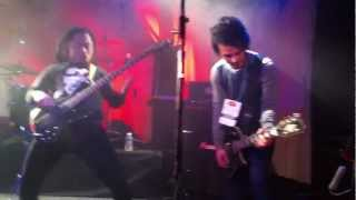 The Edge Band Australia Tour 2012- Kasari and Intro Anthem song