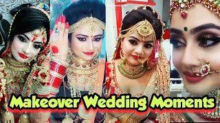 Video Best Makeover Wedding Moments  Trending Dulhan Dance  Romantic Wedding Moments MP3, 3GP, MP4, WEBM, AVI, FLV April 2019