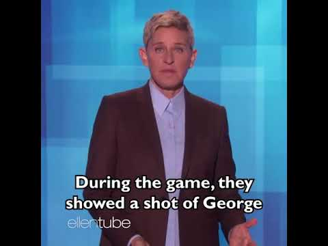 Ellen Degeneres on the issue about being different.