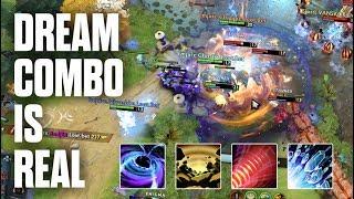 DREAM COMBO IS REAL - Epic Comeback The International 2017 - Dota 2