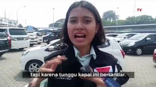 Video Cerita Liputan Arus Mudik di Pelabuhan Merak MP3, 3GP, MP4, WEBM, AVI, FLV Januari 2019