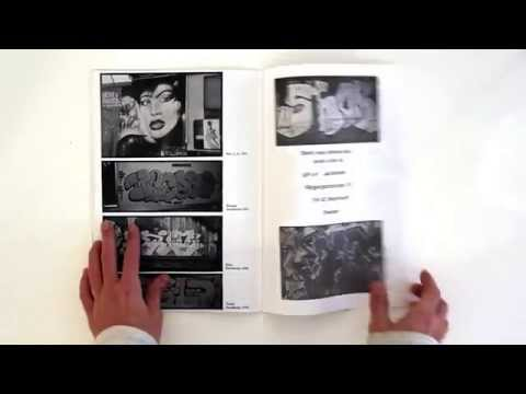 First Issue of Underground Productions – A swedish graffiti magazine (Released 1991)