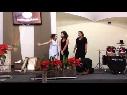 Um Milagre de Natal - Igreja Crista Agape em Barueri