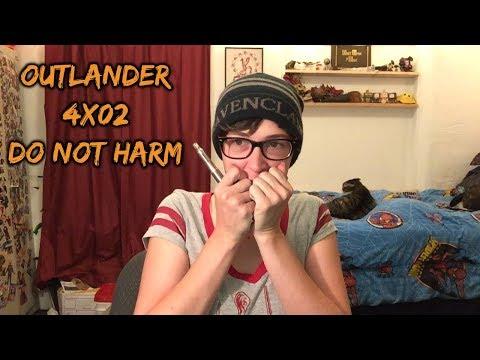 Outlander - 4x02 Do No Harm reaction