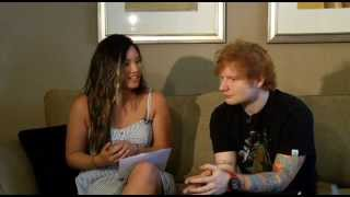 Ed Sheeran releases his inner geek!