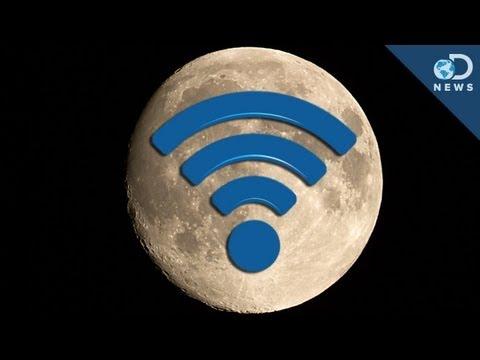 NASA Brings WiFi To Space