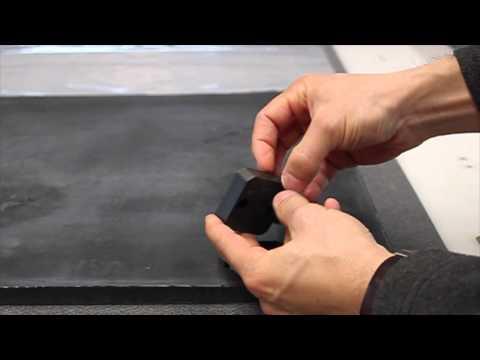 Rema Rubber Cutting Saw