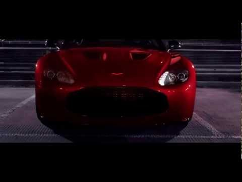 Video: V12 Zagato &#8211; Aston Martin