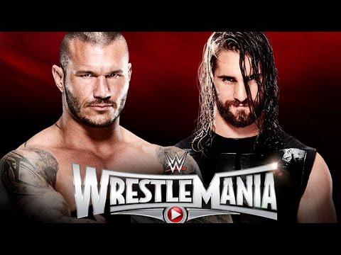 Video Seth Rollins vs. Randy Orton - WrestleMania 31 WWE 2K15 Simulation download in MP3, 3GP, MP4, WEBM, AVI, FLV January 2017