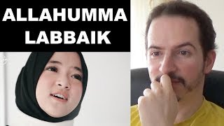 Video ALLAHUMMA LABBAIK - Sabyan Song-Video REACTION + REVIEW MP3, 3GP, MP4, WEBM, AVI, FLV Februari 2019
