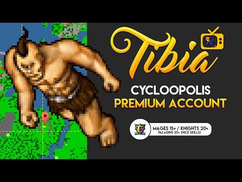 CYCLOPOLIS – Edron (15+)