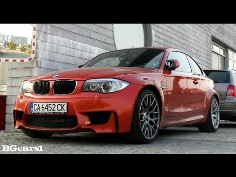 BMW 1M Lovely Sound (видео)