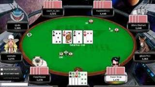 Water Boat (Omaha) Online Poker Strategy  #3