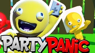 INSANE PARTY ANIMAL MINIGAMES (9000 POINT RUSH) - PARTY PANIC