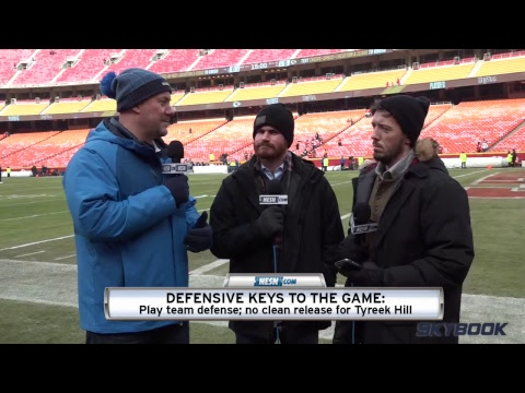 Video: NESN Pregame Chat, AFC Championship, Patriots vs. Chiefs, presented by Skybook