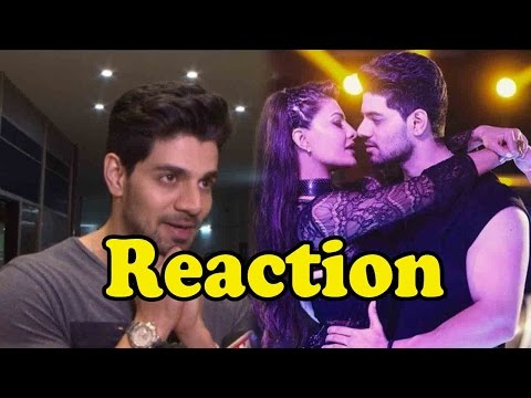 Sooraj Pancholi's REACTION On Music Video With Jac