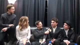 Y98's Paul Cook Interviews Echosmith