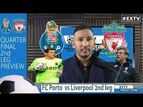 Porto Vs. Liverpool 2nd Leg Preview | Champions League