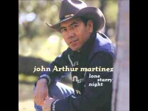 John Arthur Martinez-Amarillo By Morning