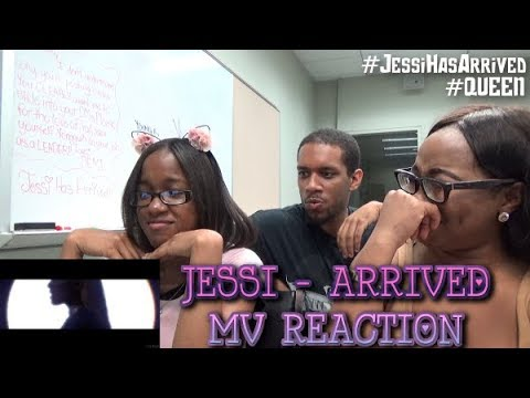 MV Reaction| Jessi (제시) - Arrived