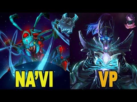 Na'Vi vs Virtus.Pro Dota Pit 5 HIGHLIGHTS Dota 2 #dota2