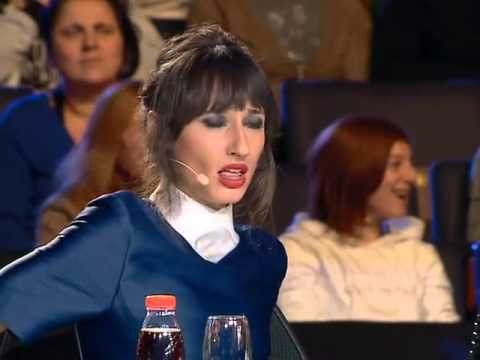 """To jest naprawdę wyjątkowy pokaz w gruzińskim """"Mam Talent"""". Jurorzy bali się na to patrzeć."""