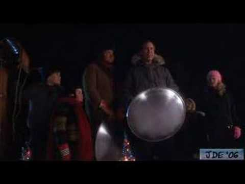 national lampoons christmas vacation trivia at the end of clarks out of control sledding run he finally stops his sled in the parking lot of which - National Lampoons Christmas Vacation Trivia