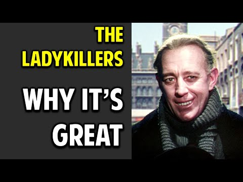 The Ladykillers (1955) -- What Makes This Movie Great? (Episode 18)