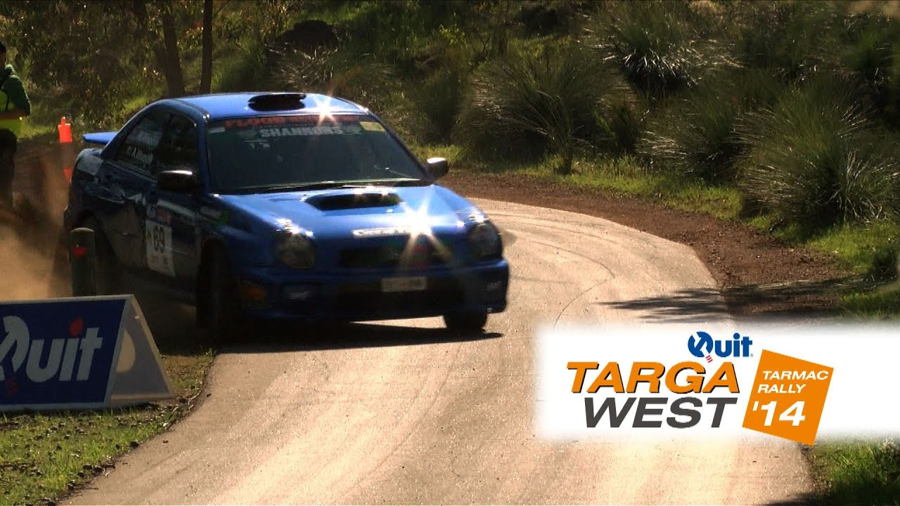 Into the Perth Hills – Quit Targa West 2014