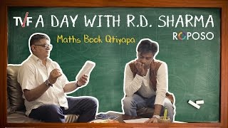 Video TVF's A Day with RD Sharma | E01 MP3, 3GP, MP4, WEBM, AVI, FLV Oktober 2018
