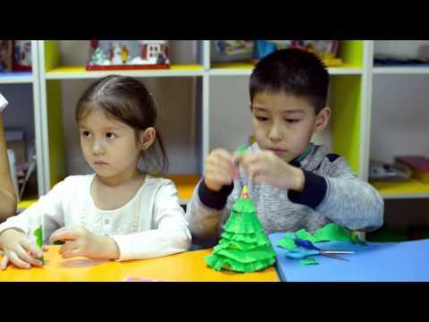 Готовимся к новому году: как сделать быстро елку с ребенком?