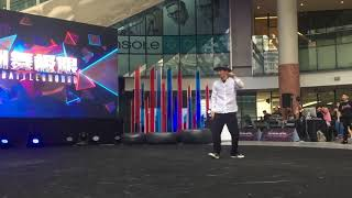Fire Bac – Asian Battle Ground in KL Gate Way Mall Judge showcase