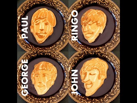 The Beatles Pancakes!