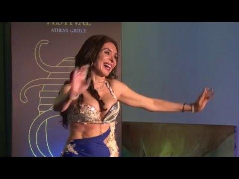 DINA (EGYPT) 2016 ORIENTAL PASSION FESTIVAL - DAENO MIN (видео)