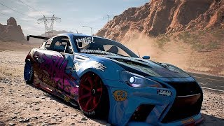 NEED FOR SPEED PAYBACK - MI PRIMER COCHE!