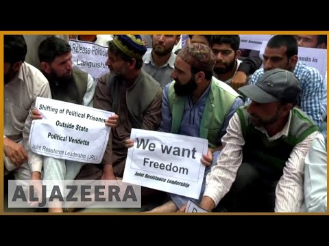 Kashmir tensions Al Jazeera English
