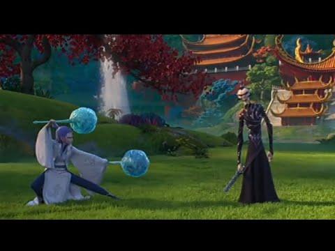 Ne Zha: final battle